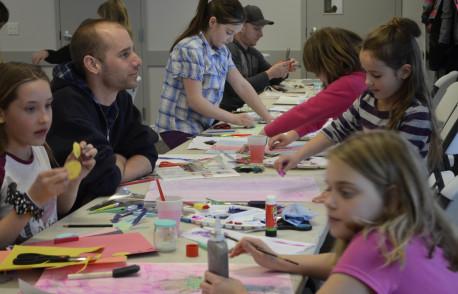 Atelier d'art Lac-des-Écorces