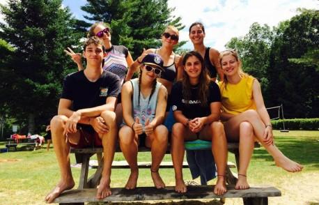 Camp de jour Lac-des-Écorces 2016