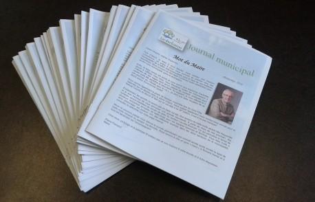 Journal municipal de Lac-des-Écorces