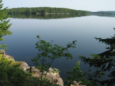 Lac Gauvin de Lac-des-Écorces